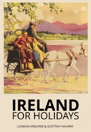 Ireland for Holidays